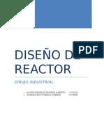 Diseño de Reactor