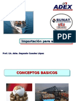 01. 1 Aduanas II - IMPORTACION PARA EL CONSUMO I.ppt