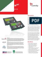 InteliLite NT 5 Models Leaflet 2013-06 CPLSILNT