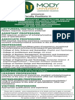Requirement Ad March
