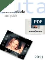 Manual Del Instalador Porteros y Videoporteros Auta 2011 ESP ENG Rev2