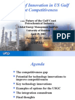 The Future of the Gulf Coast Petrochemical Industry
