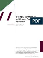 O tempo, a pintura e o político em Passion, de Godard