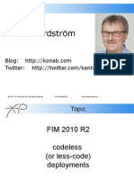 FIM - Codeless