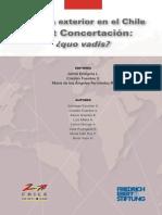 Politica Exterior de Chile Post Concertación