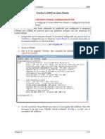 Práctica 3 Dhcp Ubuntu