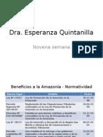 Unidad III - Ley Amazonia, Educacion, Casino y Maquinas