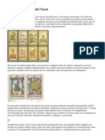 Historia de cartas del Tarot