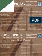 IV Sehpolis - Comunicação Coordenada