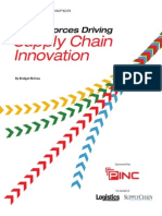 PINC the Four Forces Driving Supply Chain Innovation Paper