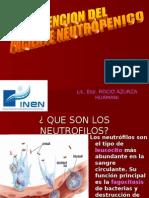 Neutropenia Atención