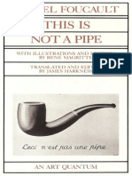 Foucault, This is Not a Pipe