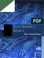 Folleto Electronica Basica (Prof R Gomez)