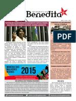 Informativo Benedita (Outubro 2015)