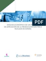 Analisis Economico Proyecto Construccion Nuevas Centrales Nucleares