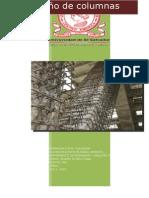 ejemplos diseño columnas