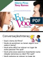 Monica Chaves e Lucia Castelli - PPT - Imperfeito Do Subjuntivo
