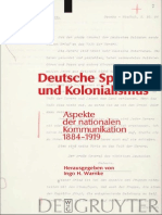 [Ingo H. Warnke] Deutsche Sprache Und Kolonialismu(BookFi.org)(1)