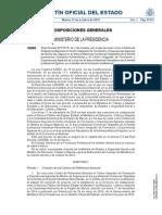 Real Decreto 871/2015, de 2 de octubre, por el que se crean como Centros de Referencia Nacional el Centro Integrado de Formación y Experiencias Agrarias de Molina de Segura