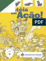 Alcateia Em Acao