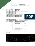 Diseño de Viga 30x30 v-1 Nov.11