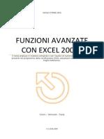 Funzioni Avanzate Con Excel 0FUNZIONI AVANZATE CON EXCEL 2007®
