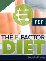 E Factor Diet PDF