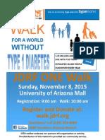 Jdrf Walk Flyer