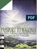 Bbltk-m.a.o. Lp-006 Passapor to Magonia - Vicufo2