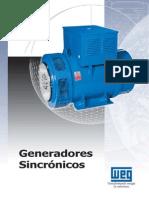 Catálogo de Generadores Síncronos Línea G[3]