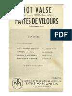Jo Privat - Pattes de velours (Valse Musette).pdf