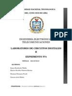 informe de Circuitos Digitales 4