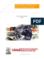 Contribuciones Para El Estudio de La Democracia en América Latina Waldo Ansaldi