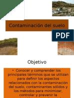 1.4 Contaminación Del Suelo