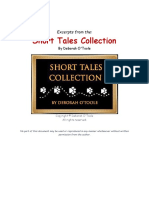 Short Tales Collection (*EXCERPTS ONLY*)