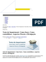 Teste de Impairment_ Como Fazer, Como Contabilizar, Aspectos Fiscais e Divulgação