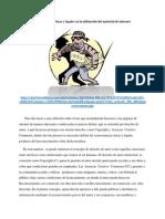 Reflexión Software Libre