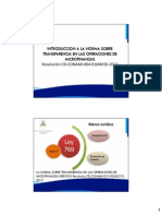 TallerNormaTransparenciaOperacionesMicrofinanzas