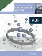 Enabling Entrepreneurial Ecosystems