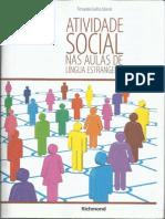 Atividade Social nas Aulas de Língua Estrangeira