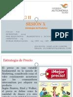 Sesion 10 Estrategias de Producto IV