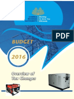 Zambia Budget 2016 - Taxation Highlights