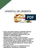 Aparatul de Urgenta