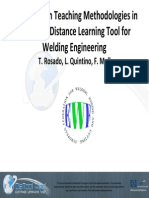 Doc 105 Distoolweld - Transfer of a Distance Learning Tool