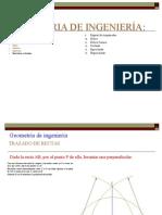 Geometr+¡a de ingenier+¡a