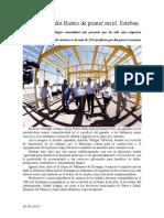 02.06.2014 Comunicado Durango Tendrá Rastro de Primer Nivel Esteban