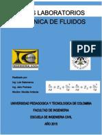 Guías Laboratorios de Mecánica de Fluidos