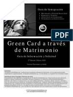 Greencard a Traves de Matrimonio