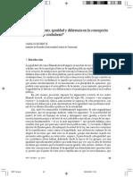 Reconocimiento, Igualdad y Diferencia en La Concepción Arendtiana de Ciudadanía (Kohn)