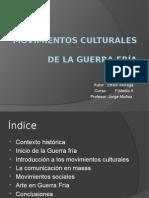 Movimientos Culturales